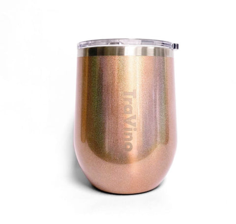 Travino Stemless insulated tumbler ROSE GOLD