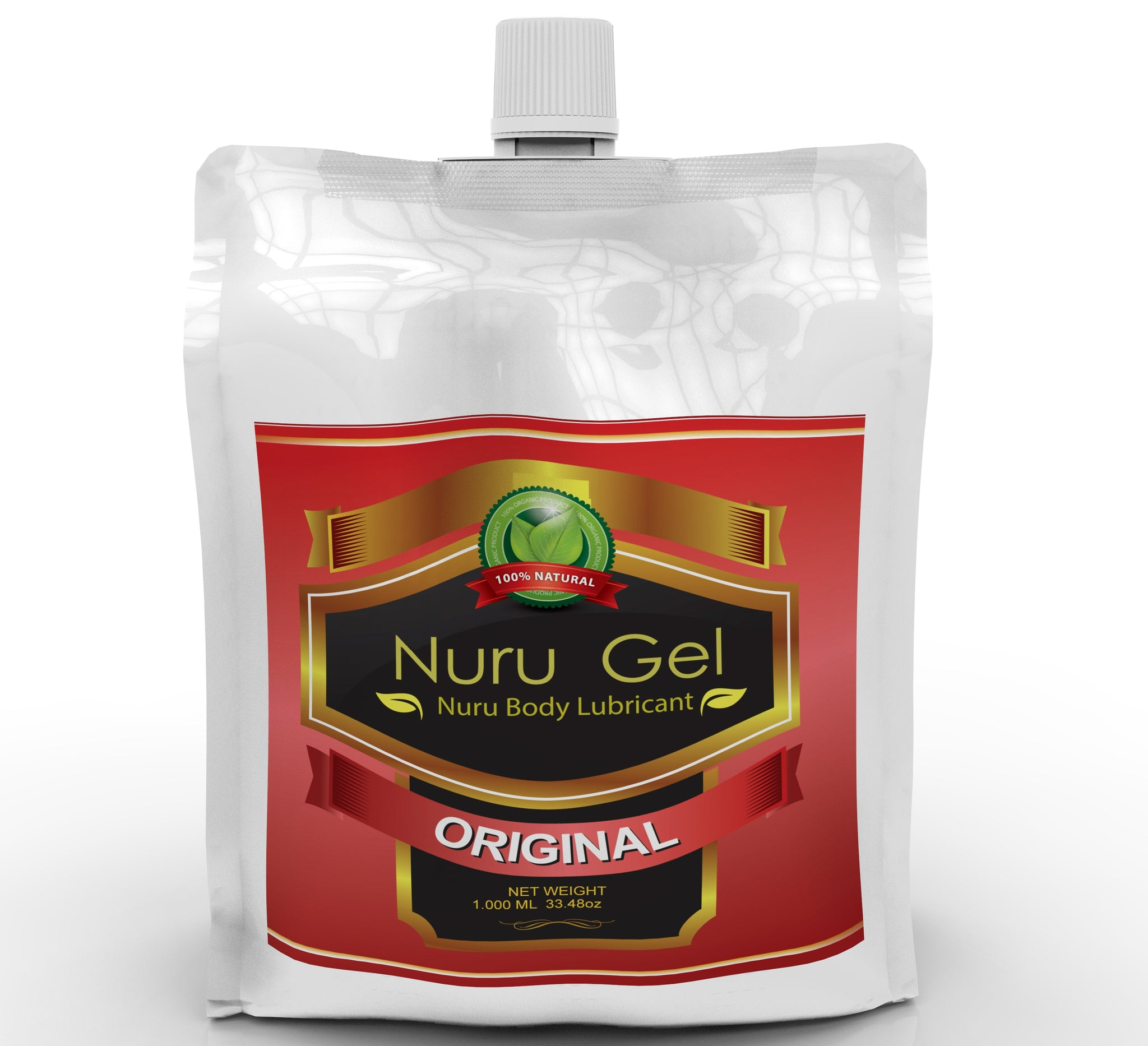 Nuru gel 33.48 ounce