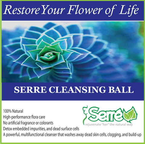 Serre Cleansing Ball