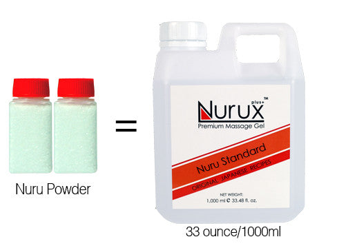 Nuru Gel Extract Powder