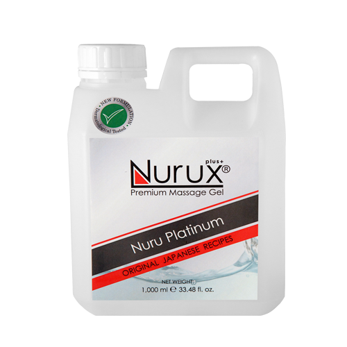 Nuru Massage Gel Concentrate platinum