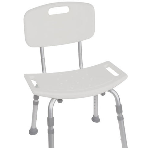 Drive Medical Bath Bench with Back