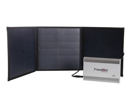 Freedom SunPower 40W Solar Panel