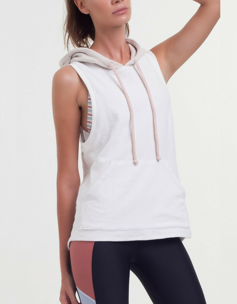 Arcadia Movement - Swift Hooded Tank - Active Style