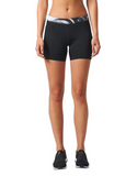 Adidas - Techfit Short Black Print - Adidas - Techfit Short Black Print