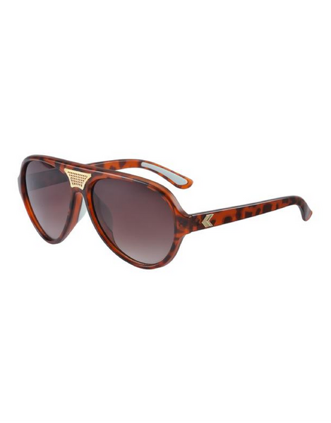 Flight Active Eyewear - Aviator Tortoise Smoke - Active Style