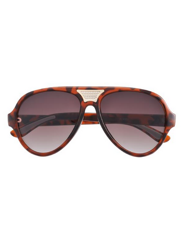 Flight Active Eyewear - Aviator Tortoise Smoke