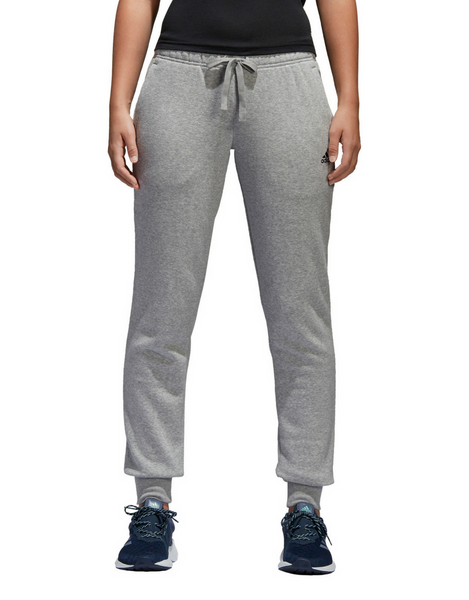 Adidas Essentials Solid Pant - Grey - Active Style