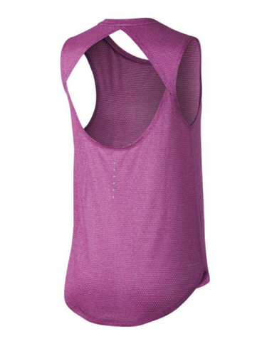 Nike - Breathe Running Tank Purple