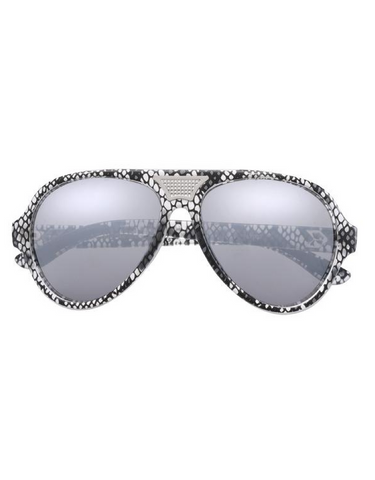 Flight Active Eyewear - Aviator Python Mirror