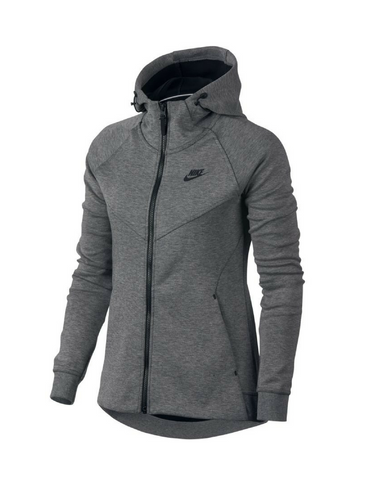 Nike Sportswear Tech Fleece Hoodie - Grey