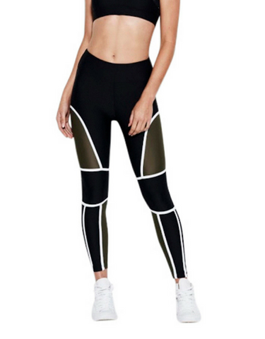 Tully Lou - Oklohoma Legging Black