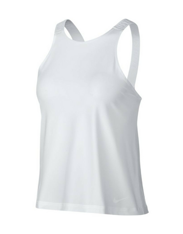 Nike Dry Training Tank - White