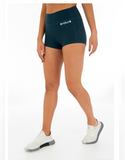 Evolve- Pacer Shorts- Teal - Evolve- Pacer Shorts- Teal