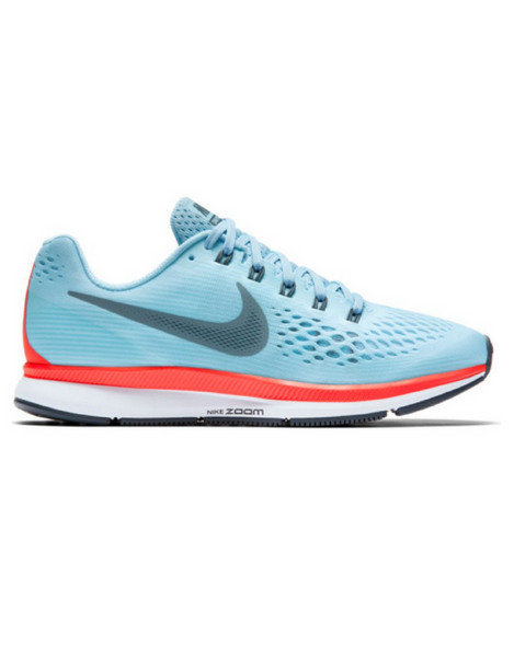 Nike - Air Zoom Pegasus 34 Blue - Active Style