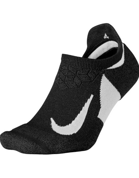 Nike Dry Elite Cushioned No-Show Running Sock - Active Style