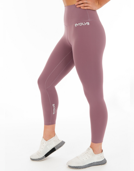 Evolve- Core Leggings Dusty Pink - Active Style