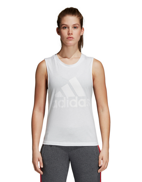 Adidas Essentials Soli Tee - White - Active Style
