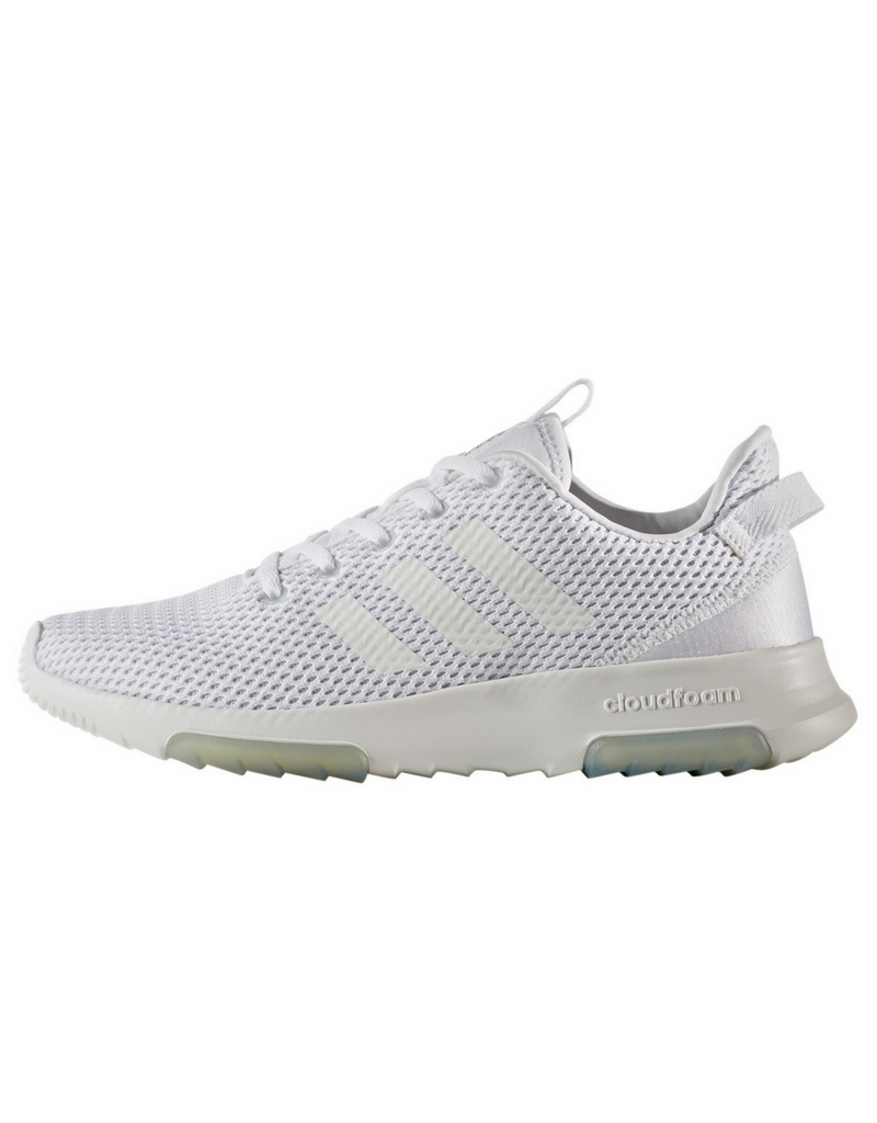 adidas cloudfoam racer tr white