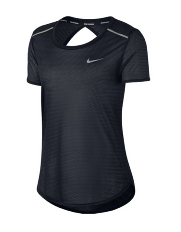 Nike - Breathe Running Top - Black