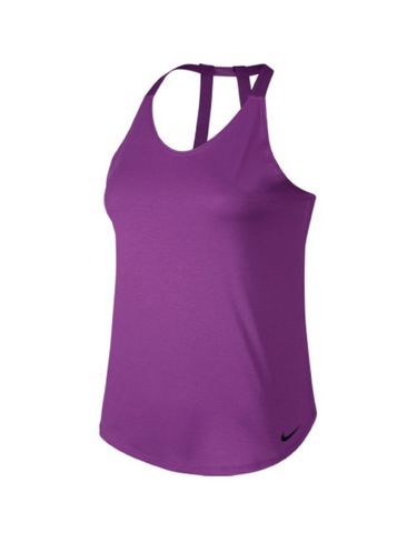 Nike - Breathe Elastika Tank Purple