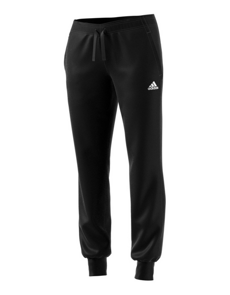 Adidas Essentials Solid Pant - Black - Active Style