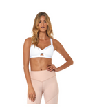 L'urv - Race Ready Bralette White - L'urv - Race Ready Bralette White