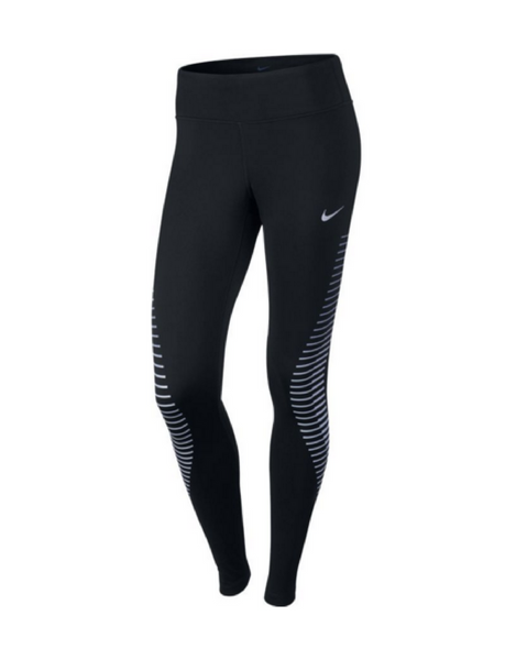 Nike - Power Epic Run Running Tights Print - Active Style
