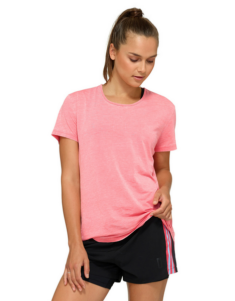 Jaggad Hannah Open-Back Tee - Active Style