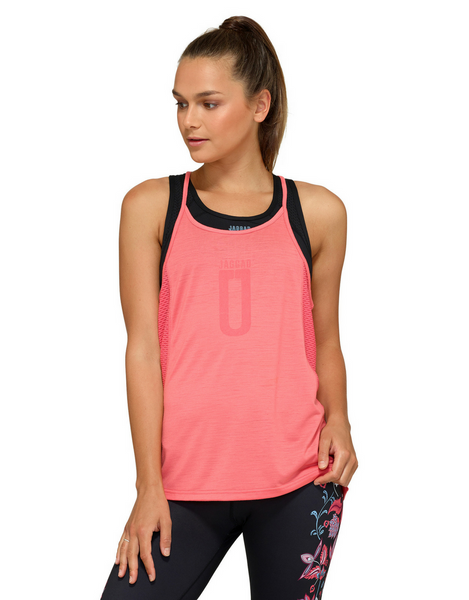 Jaggad Hannah Racerback Singlet - Active Style