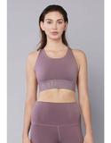 Contrology- The Rocker Crop Twilight Mauve - Contrology- The Rocker Crop Twilight Mauve