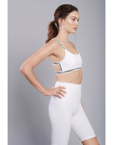 Contrology - The Gabriella Crop White