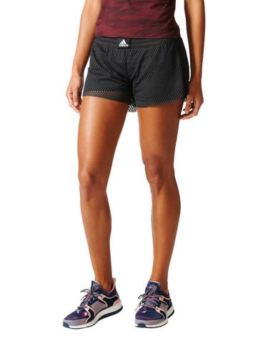 Adidas - 2 in 1 Mesh Shorts - Active Style