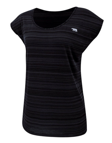 Running Bare Classic Dolman Tee - Active Style