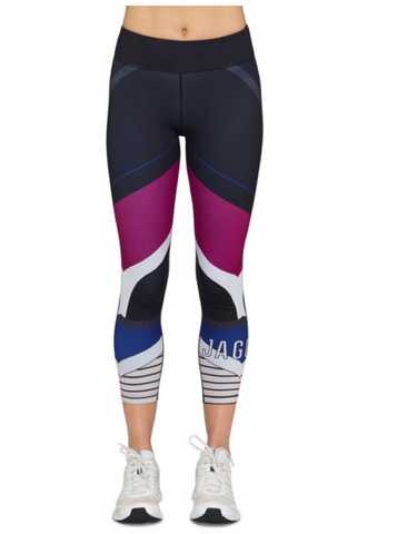 Jaggad Alpha Helix 7/8 Leggings