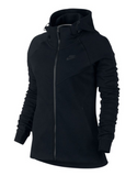 Nike - Sportswear Tech Fleece Hoodie - Black - Nike - Sportswear Tech Fleece Hoodie - Black