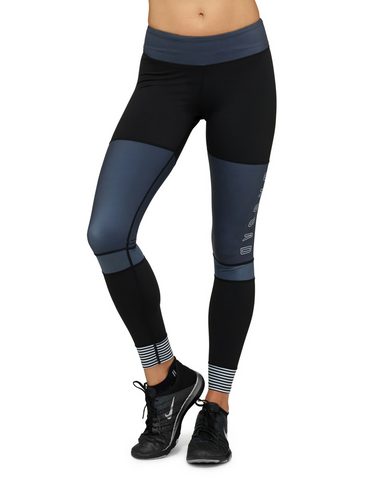 Jaggad Kishi Pannelled Leggings - Active Style