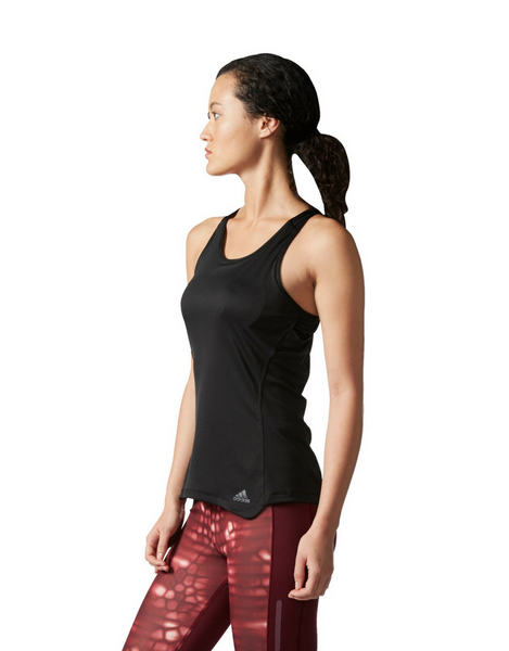 Adidas - Response Cup Tank Black - Active Style