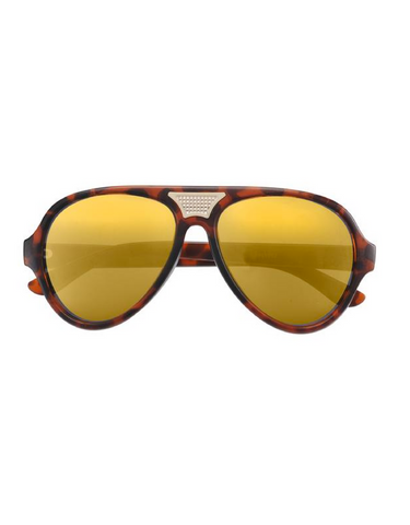 Flight Active Eyewear - Aviator Tortoise Mirror