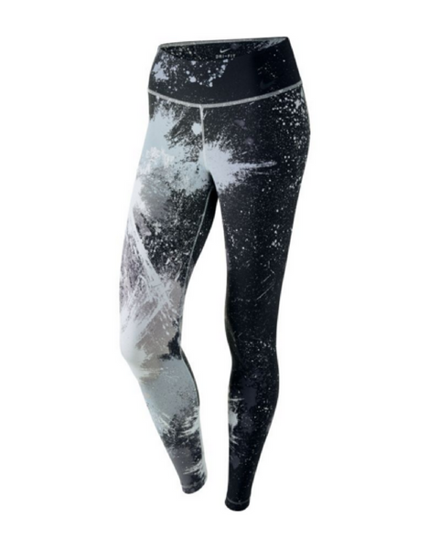 Nike - Power Legendary Tight Mid Rise Print - Active Style