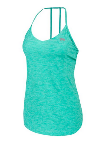 Running Bare - Roar Fantasia Workout Top - Active Style