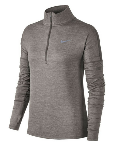 Nike Dry Element 1/2-Zip Running Top - Moon Particle