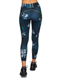 Jaggad Alpine Floral 7/8 Tight - Jaggad Alpine Floral 7/8 Tight