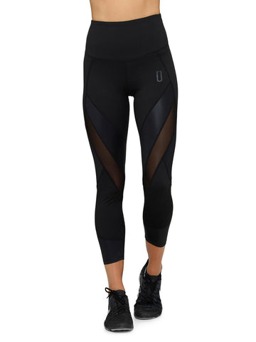 Jaggad - Kuro Panelled Leggings - Active Style