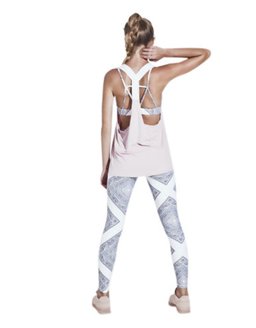 Arcadia Movement - Blush Echo Tank