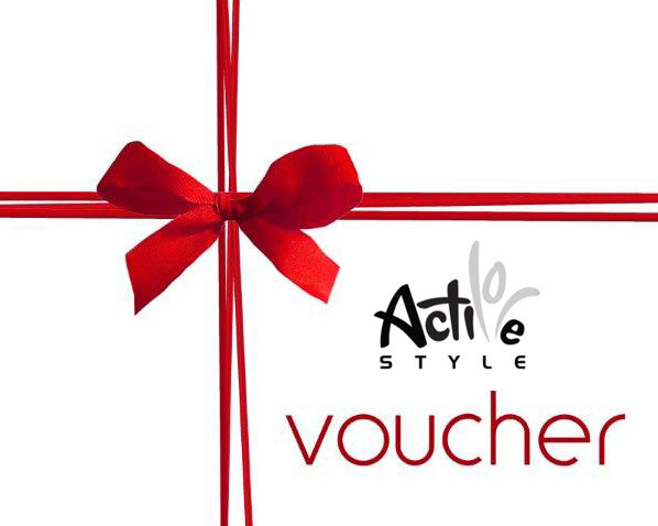 Gift Voucher Card - Active Style