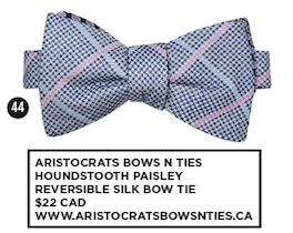 Aristocrats Bows N Ties GQ Magazine