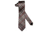 Alliance Brown Silk Tie