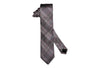 Alliance Grey Silk Tie