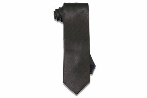 Aristocrat Dark Grey Silk Tie